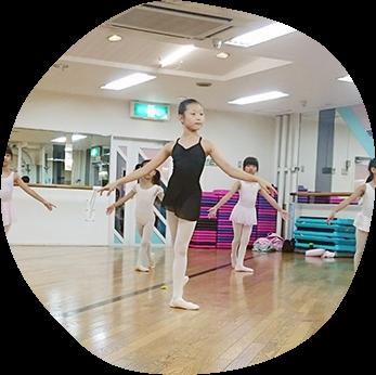 プレプレバレエ(6歳〜小学1年クラス)