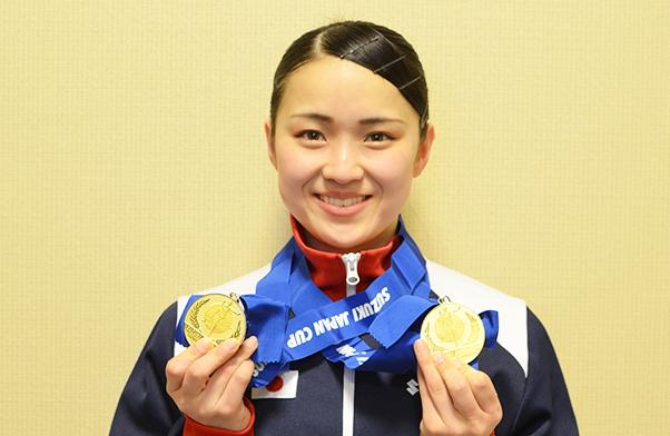 木代 葉子選手