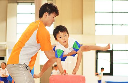 受託体育指導
