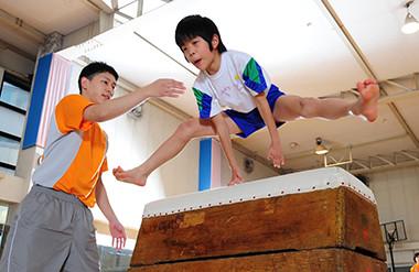 学校・幼稚園・保育園の運動指導